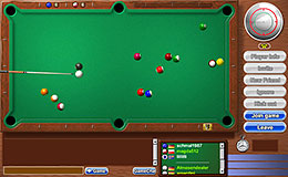 8-Ball Billard